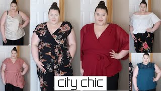 City Chic Plus Size Summer Haul & Try On 2020
