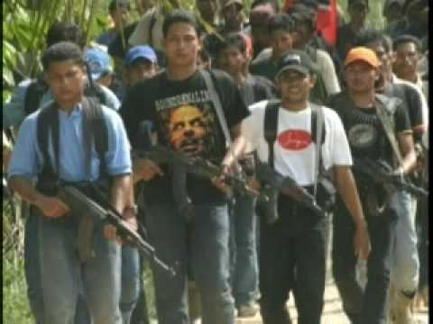The Tsumani War - Indonesia