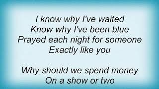 Aretha Franklin - Exactly Like You Lyrics