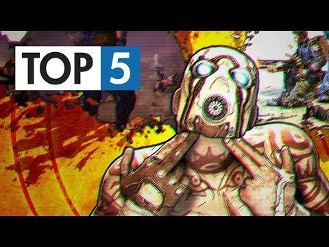 TOP 5 – Největších herních záporáků