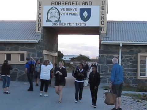 Robben Island with Mount Zion Tours and Travels