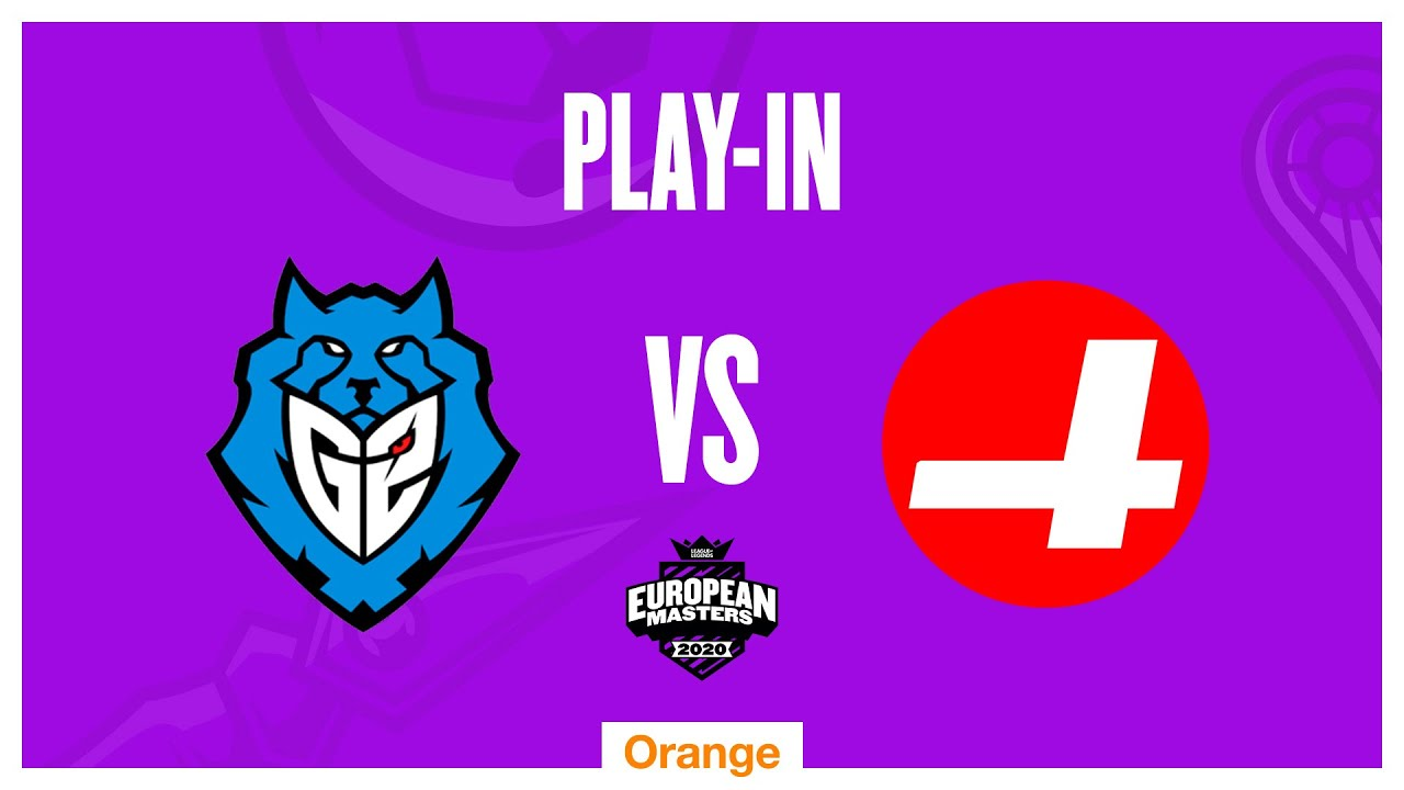 Cr4zy vs G2 Arctic - European Masters Summer 2020                                                                     Group A - LoL