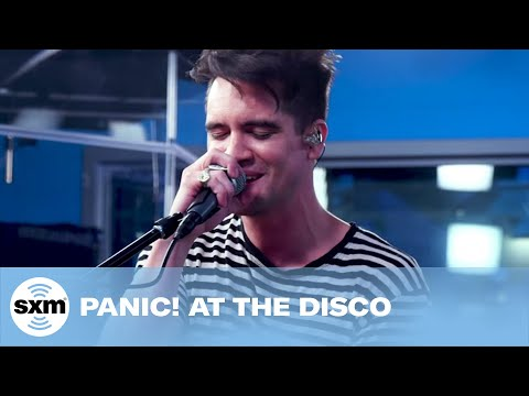 Panic! At The Disco - High Hopes [Live @ SiriusXM]