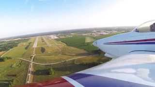Flying for FOOD in a Van's RV-7A! The Red Barn Cafe