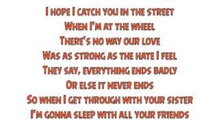 Casey Donahew Band - Go To Hell (Lyrics)