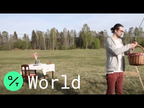 Download A Restaurant in Sweden's Countryside Offers Dinner For One Amid Pandemic Mp4 HD Video and MP3