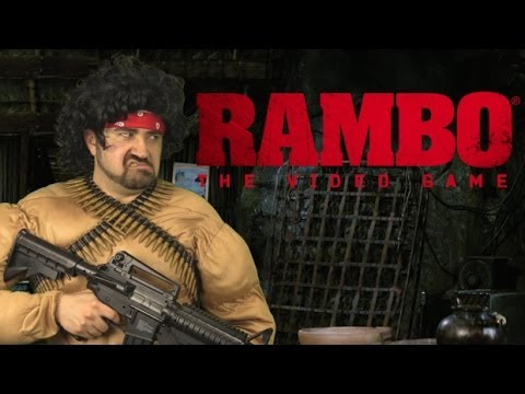 Rambo: The Video Game Angry Review video thumbnail