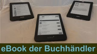 eBook Reader des Buchhandels - HIZ205