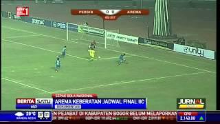 Arema Keberatan Jadwal Final Inter Island Cup