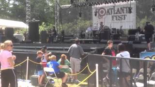 Hope is Rising - downhere at 2012 Atlantafest