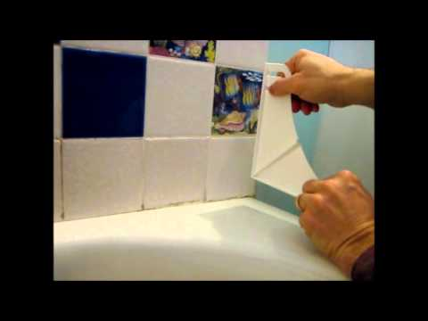How To Install A Shower And Bathtub Splash Guard