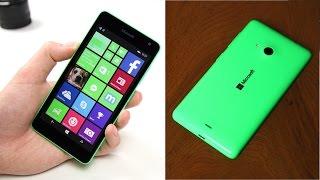Review: Microsoft Lumia 535 (Deutsch)   SwagTab