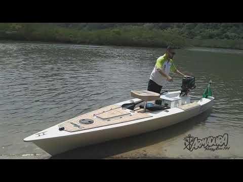TESTANDO MOTOR A GÁS 5HP LEHR Acessórios Náuticos Ilhabela Revisão de motor de barco Caragua Reparos em Motores de Barco Caragua