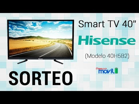 Hisense Smart TV 40 Pulgadas Full-HD (40H5B2) - Análisis