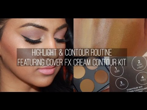 Contour Kit by Cover FX #11