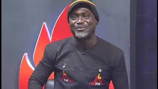 Commentary Position - Fire 4 Fire With Kwadwo Nkansah (Lil Win) on Adom TV (16-7-19)