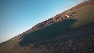 FPV sunset flying