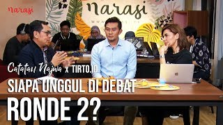 Download Video Siapa Unggul di Debat Ronde 2? | Catatan Najwa MP3 3GP MP4