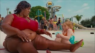 Rasputia Causes Mayhem At The Waterpark