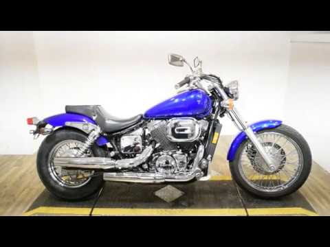 2005 Honda Spirit 750 in Wauconda, Illinois - Video 1