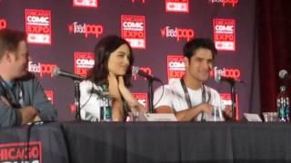 Tyler parle de la 1 ere rencontre entre Scott et Stiles