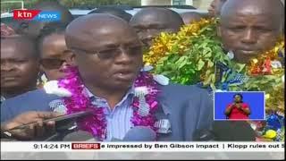 Charles Kamuren secures Baringo South parliamentary seat