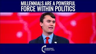 Millennials Are A Powerful Force In Politics