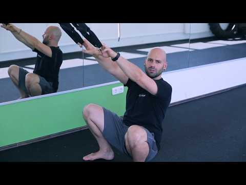 Reflektierenden Rückenschmerzen