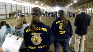 Horse Judging HD at Potomac State College