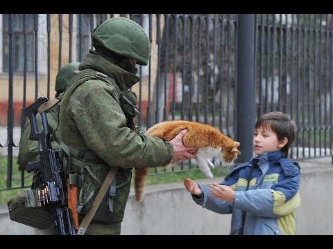 , title : 'Вежливые люди вернули Крым домой! / Go home!'