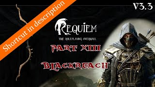 P13 - Levels 41 to 42 - Blackreach - Let's play Archer Skyrim Requiem