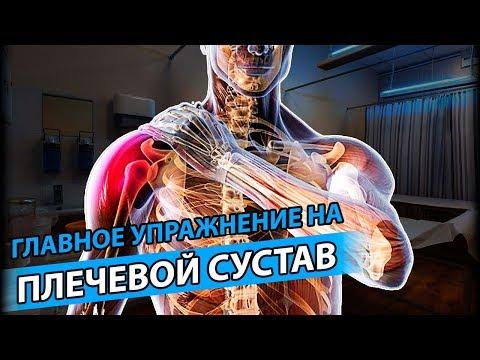ЛУЧШЕЕ УПРАЖНЕНИЕ НА ПЛЕЧЕВОЙ СУСТАВ | Как разработать плечевой сустав