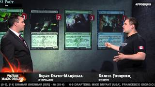 Pro Tour Magic Origins Deck Tech: Sultai Demonic Pact with Daniel Fornier