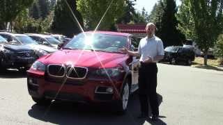 2013 BMW X6 XDrive35i review - We review the X6 specs, horsepower, interior and more!