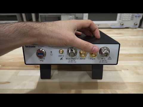 TSP # 89 - Tektronix RSA607A Real-Time Spectrum Analyzer Review, Teardown & Experiments