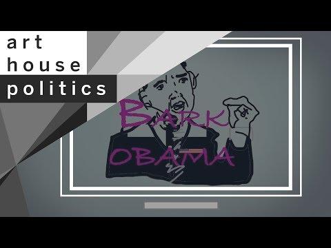 Speed Drawing Barack Obama
