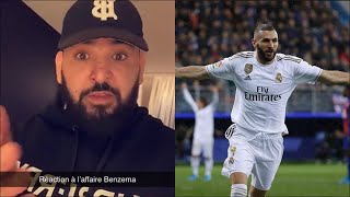 Mohamed Henni « RÉACTION À L'AFFAIRE Benzema »