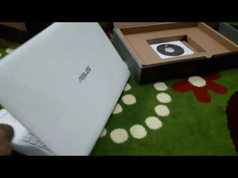 Unboxing ASUS A456UR-WX040D GRAPHIC – WHITE Intel Core i5-6200U GT930MX 4GB DDR4