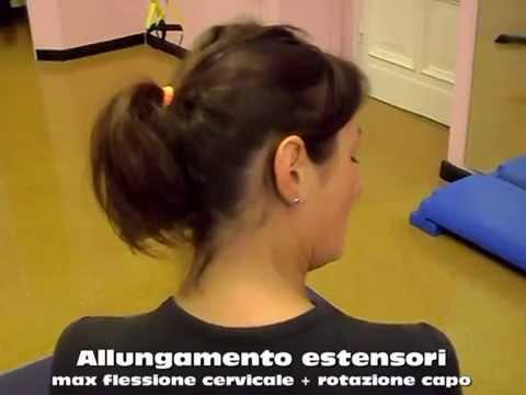 Prolungamento a un cambiamento di compressione di reparto di petto di una spina dorsale