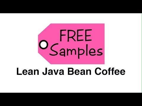 Get Your FREE Sample of Lean Java Bean Weight Loss Coffee Today!