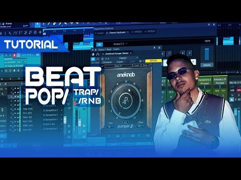 Beat estilo PopTrap Rnb. Tutorial Studio One 4  (Dj DougBeat)