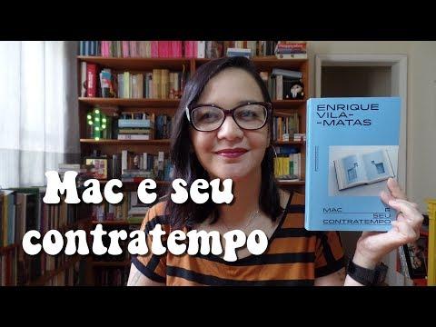 Resenha: Mac e seu contratempo, de Enrique Vila Matas