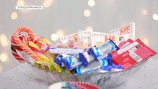 Лайфхак: як своїми руками зробити незвичайні солодкі подарунки | Ранок з Україною