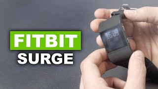 Tech-Check: Fitbit Surge Review in deutsch - Der beste Fitnesstracker?