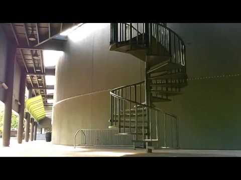 751 Spiral Staircase, Fir Acres Theatre, Lewis & Clark College