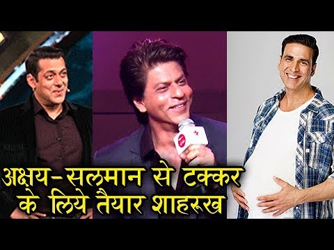 Shahrukh Khan REATCS On Ted Talk India Clash With