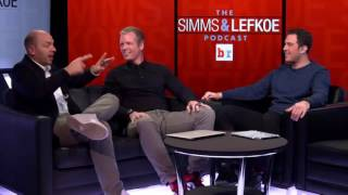 The Simms & Lefkoe Podcast: Paul Scheer (Episode 63)