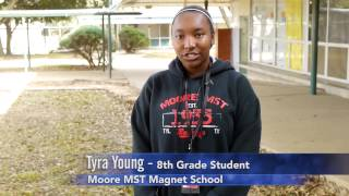 TISD Student of the Month -  December 2014