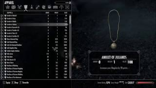 Skyrim Xbox 360 Mod Unlimited Rings And Amulets para RGH/JTAG