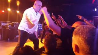 "Angelic Upstarts ""Kids on the Street"" Live at Webster Hall, NYC 5.19.16"